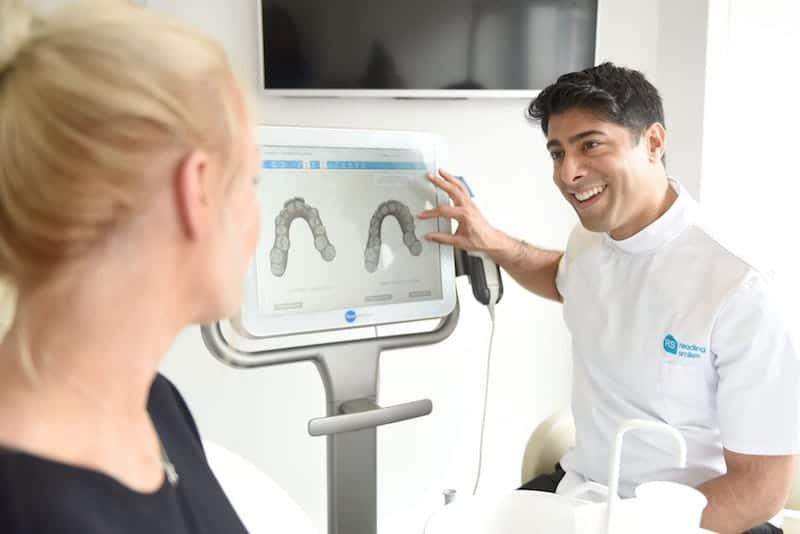 Invisalign Treatment Smile Rooms